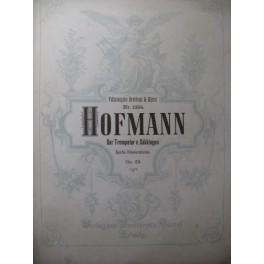 HOFMANN Heinrich Der Trompeter von Säkkingen Piano