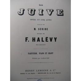 HALÉVY F. La Juive Opéra XIXe