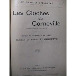 PLANQUETTE Robert Les Cloches de Corneville Opera