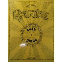 Ragtime Easy Piano Vol. 1