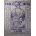 WAGNER Richard Die Walküre Potpourri Cramer Piano