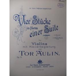 AULIN Tor Toccata Violon Piano 1904