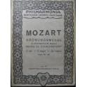 MOZART W. A. Messe n° 16 K.317 Orchestre