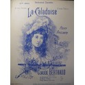 BERTHAUD Claude La Caladoise Piano