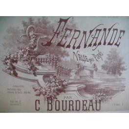 BOURDEAU Célestin Fernande
