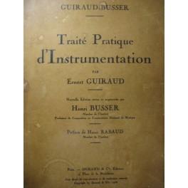 GUIRAUD & BUSSER Traité d'Instrumentation