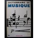 DE CANDÉ Roland Dictionnaire de la Musique 1961