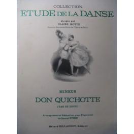 MINKUS Don Quichotte Danse Piano