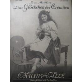 MAILLART A. Das Glöckchen des Eremiten Piano