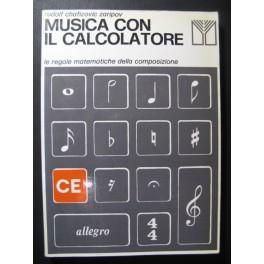 CHFIZOVIC ZARIPOV Rudolf Music con il Calcolatore 1979