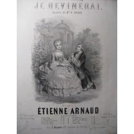 ARNAUD Etienne Je Devinerai Chant Piano ca1850