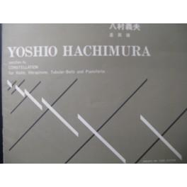 HACHIMURA Yoshio Seishin-Fu Piano Violon Vibraphone 1970
