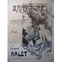 HALET Laurent Bravoure Piano ca1900