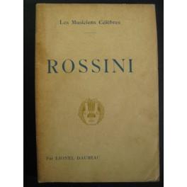 DAURIAC Lionel Rossini Biographie