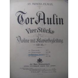 AULIN Tor Marche Violon Piano 1906