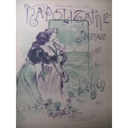 ELSEN L. Napolitaine Piano 1897