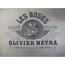 MÉTRA Olivier Les Roses