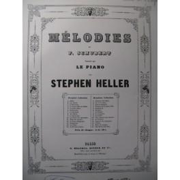 SCHUBERT Franz La Truite Piano ca1855
