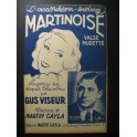 Martinoise Martin Cayla Gus Viseur Accordéon Piano Sax