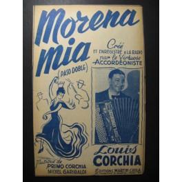 Morena Mia Louis Corchia Accordéon