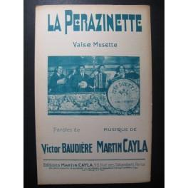 La Perazinette Valse Musette Martin Cayla