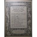 LOEILLET J. B. Sonate Piano Violoncelle