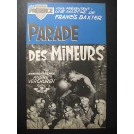 Parade des Mineurs & Lampe au Chapeau Verchuren Accordéon