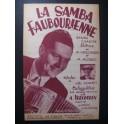 La Samba Faubourienne Verchuren Accordéon 1953