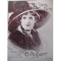 AUBERT Gaston Sans âme Pousthomis Chant Piano 1909