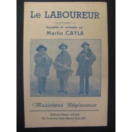Le Laboureur Martin Cayla Chant Piano Accordéon