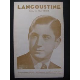 Langoustine Gus Viseur Accordéon