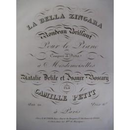 PETIT Camille La Bella Zingara Rondeau Brillant