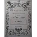LEMAIRE Gaston Minuetto Orchestre à cordes ca1890