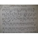 Myosotis Mazurka Guitare Mandoline Mandole XIXe