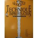 GALAS & CAMMAS Technique de l'Improvisation Tout Instrument 1992