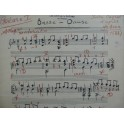MAZMANIAN Vrouyr Suite Caprice d'après Arbeau Guitare 1947