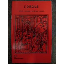 L'ORGUE Revue N° 229 Janvier Mars 1994