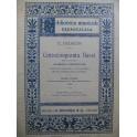 PEDRON C. Centocinquanta Bassi Harmonie 1952