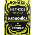 RAISNER Albert Méthode d'Harmonica 1963