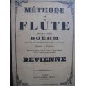 DEVIENNE François Méthode de Flûte