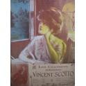 SCOTTO Vincent Garde tes Baisers Valse Chant Piano 1911