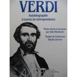 VERDI Autobiographie à travers sa Correspondance 1984