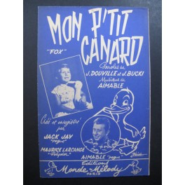 AIMABLE Mon P'tit Canard Chant Accordéon