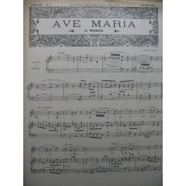 Piano Soleil No 9 Marsan Eilenberg Chant Piano ou Orgue 1897