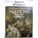 BACH C. P. E. 24 Variationen Piano 1986
