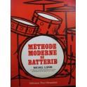 LORIN Michel Méthode Moderne de Batterie 1964