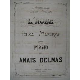 DELMAS Anaïs L'Aube 1870