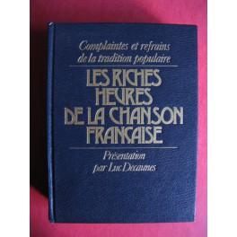Les Riches Heures de la Chanson Française