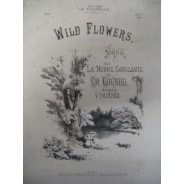 GOUNOD Charles V. Fairfax Wild Flowers