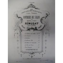 REMUSAT Jean Ad. Herman Les Noces de Jeannette 1864